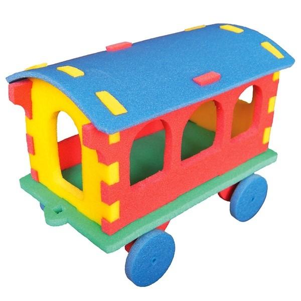 Wagen 3D Puzzle