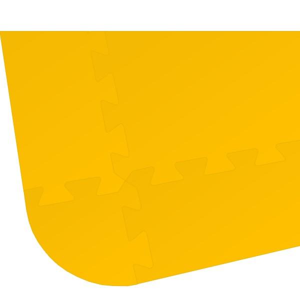 Rand für Bodenmatte XL gelb
