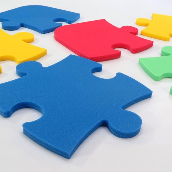 Bodenmatte Puzzlematte Klassik 16 - 16 mm - 0+